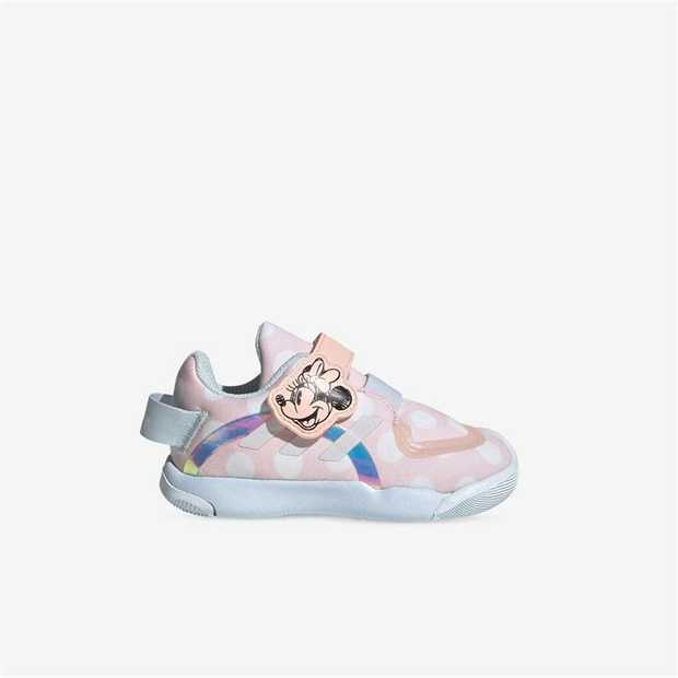 Dress your little one up like their favourite cartoon character. These infants' shoes have bright...