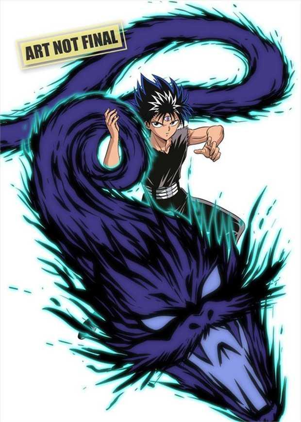 Yu Yu Hakusho - Complete Season 2 Blu-Ray      Yusuke's Final...