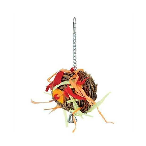Paradise Chew Years Eve Each Pet: Bird Category: Bird Supplies  Size: 0.1kg  Rich Description: Suitable...