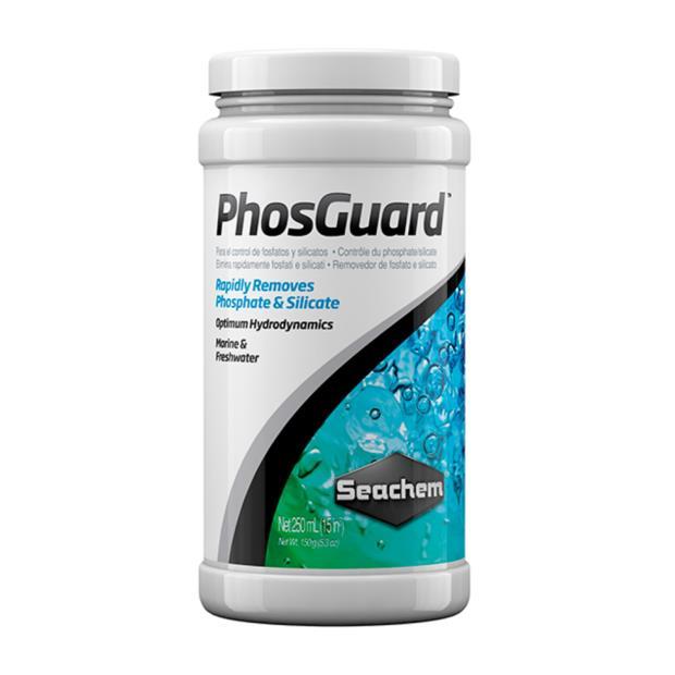 Seachem Phosguard 250ml Pet: Fish Category: Fish Supplies  Size: 0.6kg  Rich Description: Suitable for...
