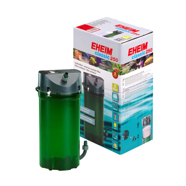 Eheim Classic External Filter Classic 250 Pet: Fish Category: Fish Supplies  Size: 3kg  Rich...