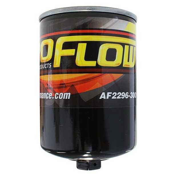 Aeroflow Oil Filters combine durability and easy removal in the new high performance filters.