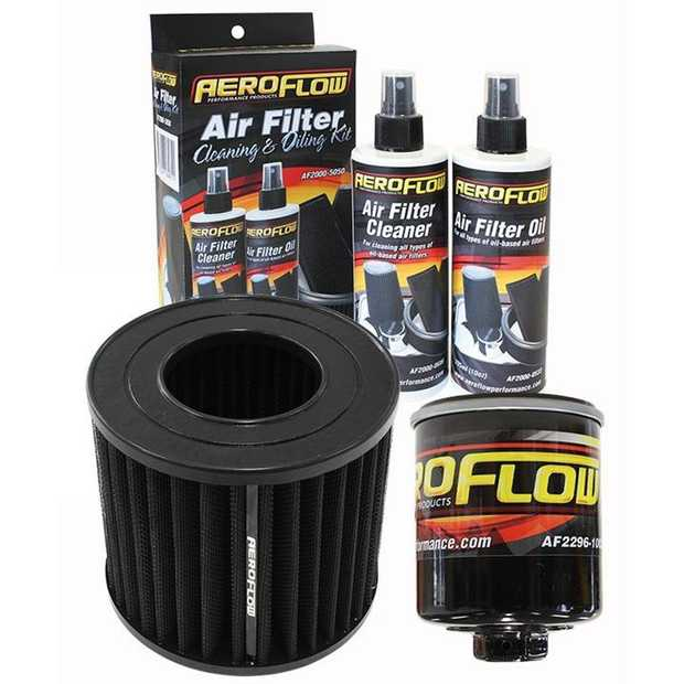 Service Kit Includes: Oil Filter #AF2296-1003 Air Filter #AF2041-2023 Air Filter Cleaning Kit...