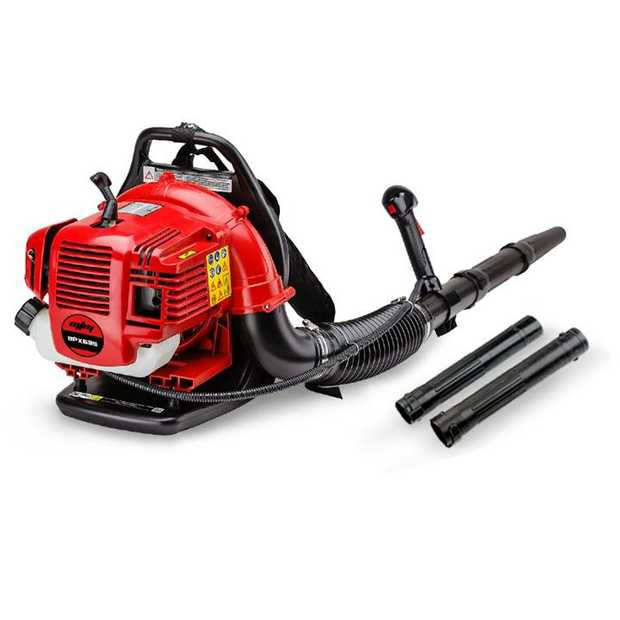 Removing leaf litter and debris can be backbreaking and tedious. But with the MTM backpack blower, it's...