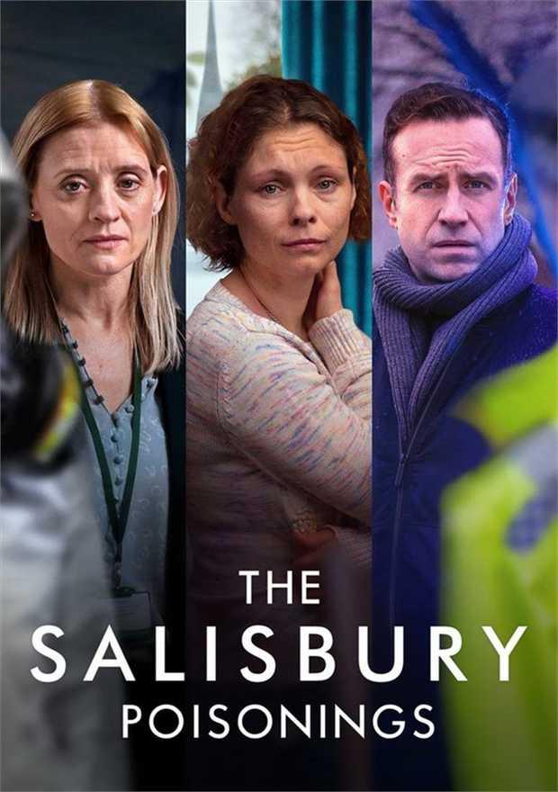 Salisbury Poisonings - Series 1 DVD      In March 2018 Salisbury...