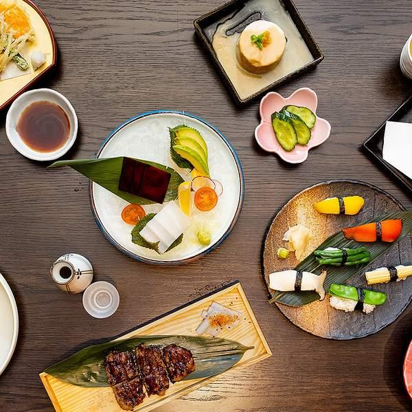 Take yourself out for a dose of fine Japanese dining in Circular Quay with an exquisite 10-dish...