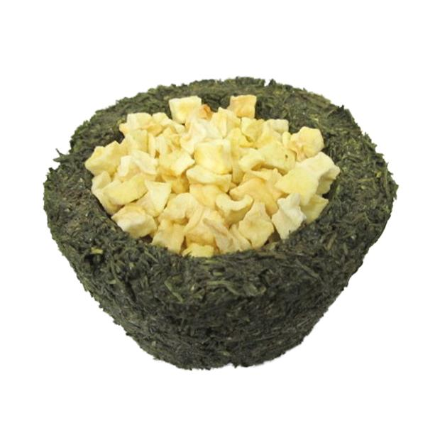 Peters Parsley Bowl With Dried Apple 2 X 130g Pet: Small Pet Category: Small Animal Supplies  Size:...