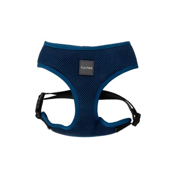 Fuzzyard Dog Harness Marine Medium Pet: Dog Category: Dog Supplies  Size: 0.3kg Colour: Blue  Rich...