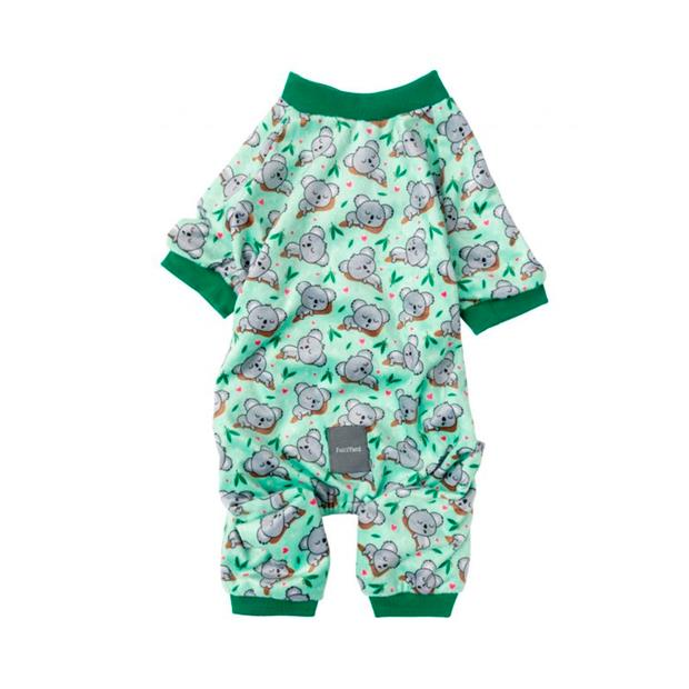 Fuzzyard Pyjama Dream Time Koalas Size 1 Pet: Dog Category: Dog Supplies  Size: 0.3kg Colour: Multi...