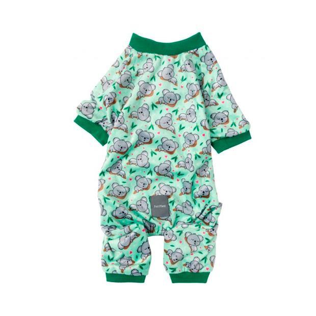 Fuzzyard Pyjama Dream Time Koalas Size 4 Pet: Dog Category: Dog Supplies  Size: 0.6kg Colour: Multi...