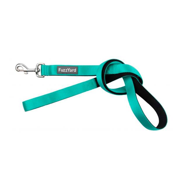 Fuzzyard Dog Lead Lagoon Small Pet: Dog Category: Dog Supplies  Size: 1.3kg Colour: Blue  Rich...