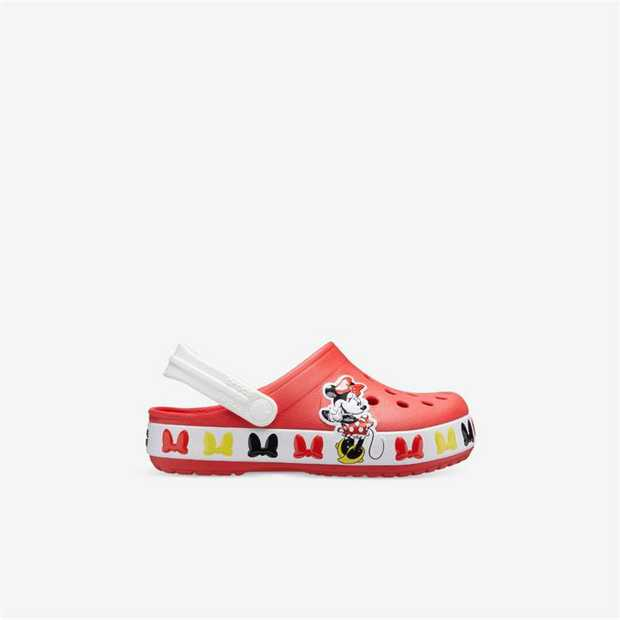 Kids love Minnie Mouse. Kids love shoes that lightweight and soft. So, it was only a matter of time...