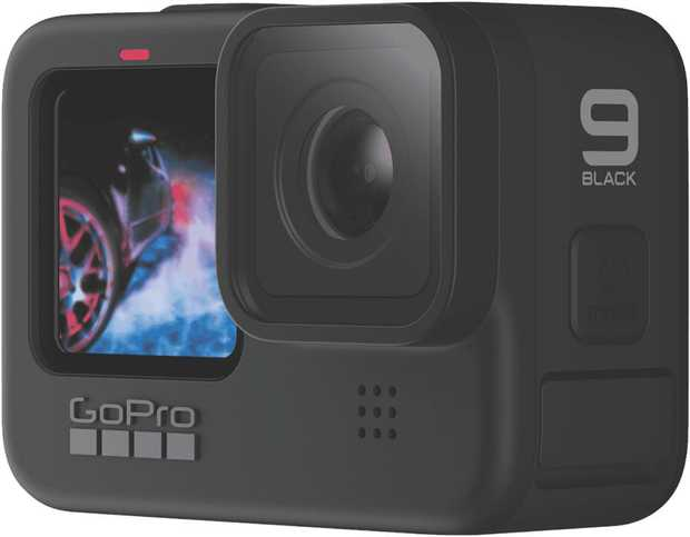 This GoPro Hero9 in Black is the most powerful HERO GoPro yet. More clarity and more stability make the...