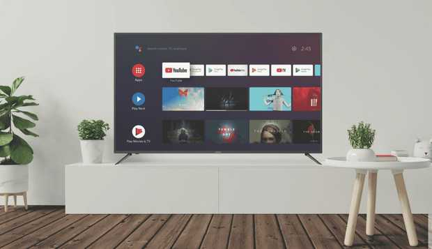 "* Linsar 58"" UHD Android Smart TV* Netflix & YouTube, Amazon prime video* Voice Assist remote* HDR*..."