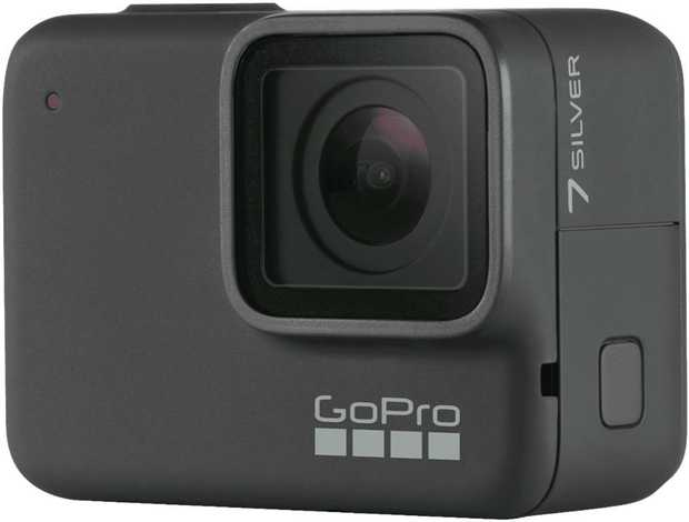 This GoPro Hero7 Silver is a masterfully designed camera built with outdoor enthusiasts in mind.