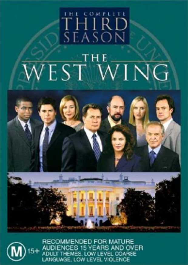 <H3> West Wing Season 3 DVD - On Sale Now With Fast Shipping<H3>The...