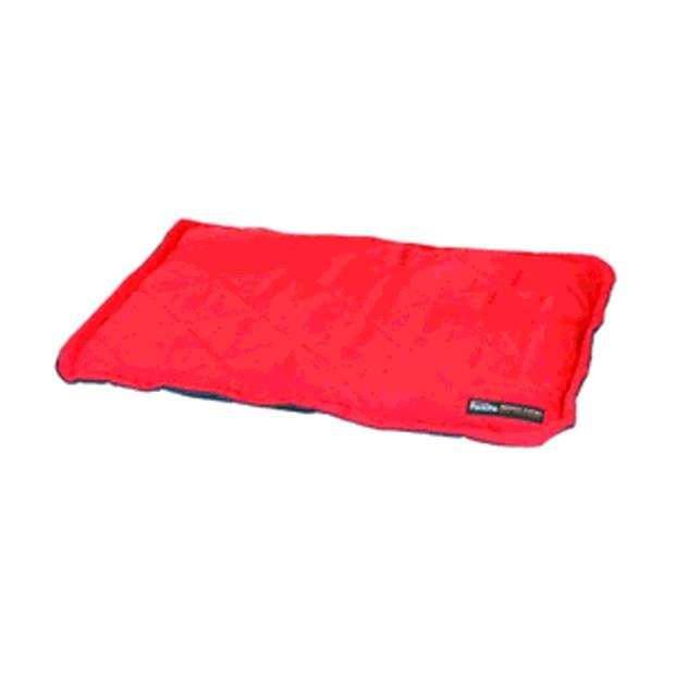 Petlife Self Warm Throw Pad Red Charcoal Large Pet: Dog Category: Dog Supplies  Size: 0.1kg Colour: Red...
