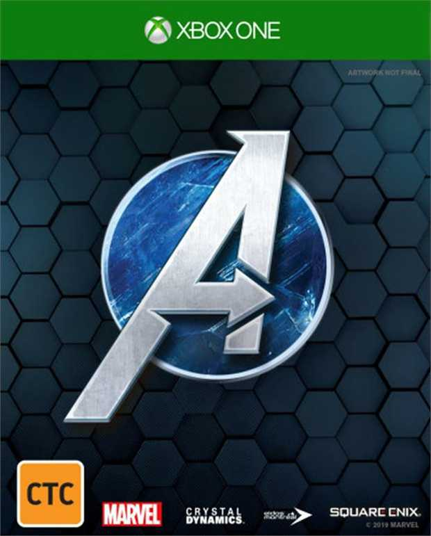 Marvels AvengersAttention: One-time online access required for single-player campaign; online access...