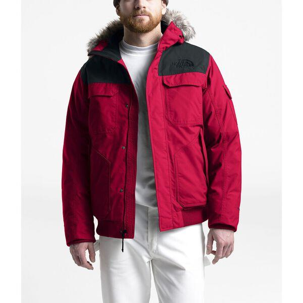 Block out winter's chill with this weatherproof jacket that's insulated with warm 550-fill down...
