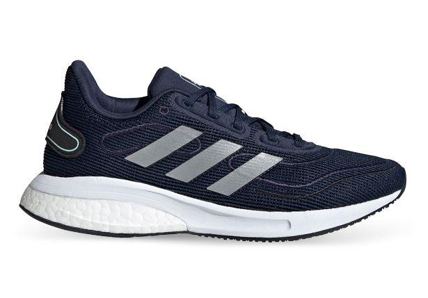 The Adidas Supernova runners are for kids who don't want to stop moving. Built on a cushioned springy...