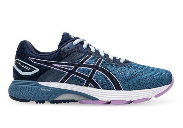 The Asics Gt-4000 2 provides high-level stability for those who overpronate. Mixed with the perfect...