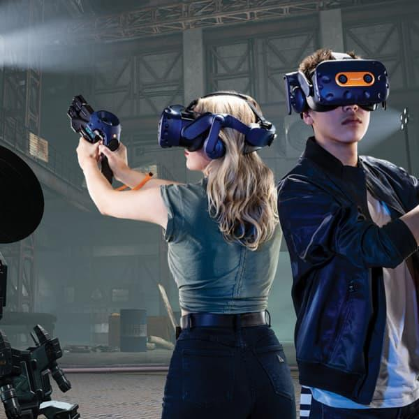 Prepare to enter another world with an awesome virtual reality experience at the brand new Autron VR!