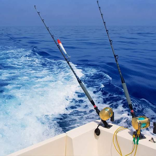 Take to the seas with the ultimate full-day fishing experience on the Indian Ocean from Classy Lady...