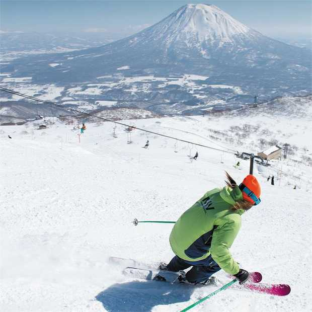 Treat yourself to the ultimate ski-in ski-out opulence at the luxuriously appointed Hinode Hills Niseko...