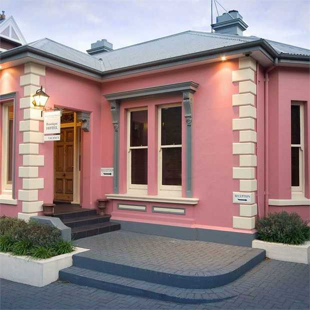 Stay a stone's throw from all Christchurch has to offer at The Classic Villa – an intimate property...
