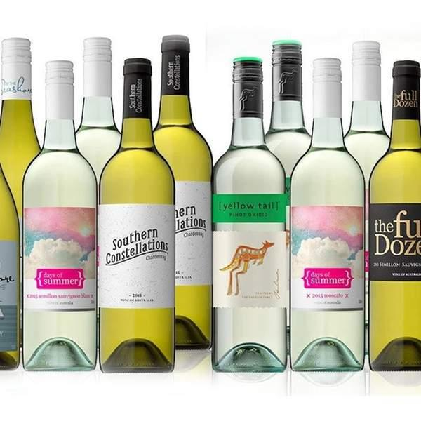 Australia's been in the white wine game for a long time - and we're pretty darn good at it! Score two...