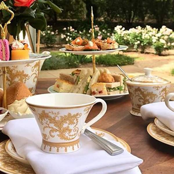 Take a trip to the Barossa for a decadent High Tea experience at the gorgeous grounds of Barossa...