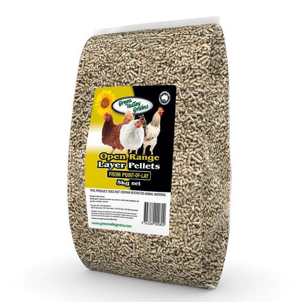 Green Valley Grains Layer Pellets 5kg Pet: Bird Category: Bird Supplies  Size: 5kg  Rich Description:...