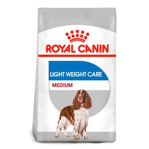 Royal Canin Medium Lightweight Care Dry Dog Food 10kg Pet: Dog Category: Dog Supplies  Size: 10kg  Rich...
