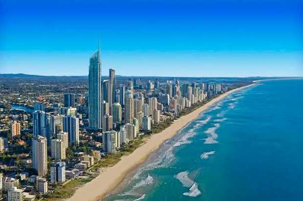 Experience an exhilarating 20 minute helicopter joy flight along the iconic Gold Coast beaches and over...