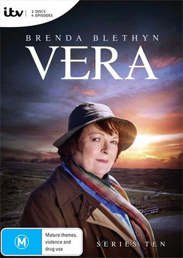 In Vera Series 10, DCI Vera Stanhope (Brenda Blethyn) and her team will investigate four more...