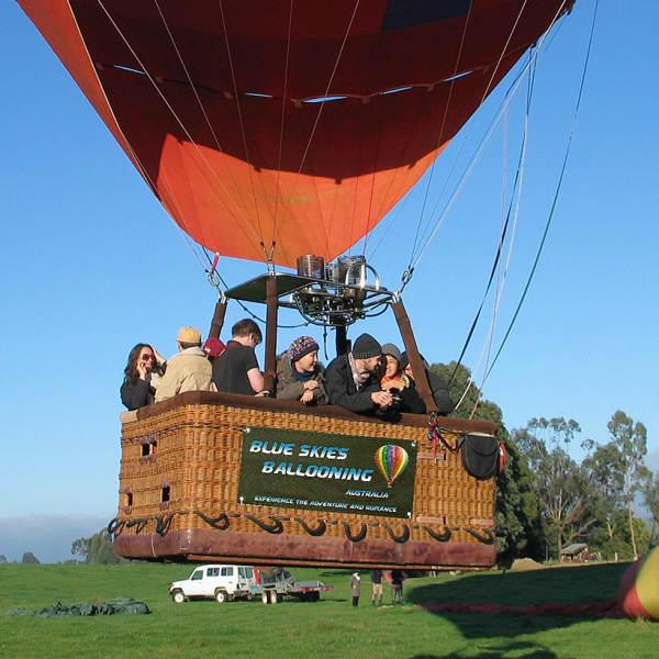 """It's an item on almost everyone's bucket list, and now, you have the opportunity to tick """"hot air..."""