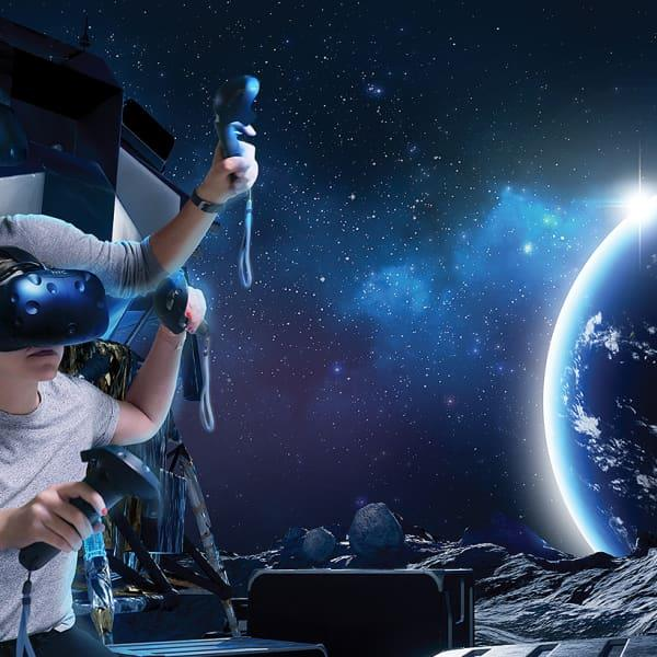 Immerse yourself in a distant universe with today's offer from Virtual Room Sydney! Unlike anything...