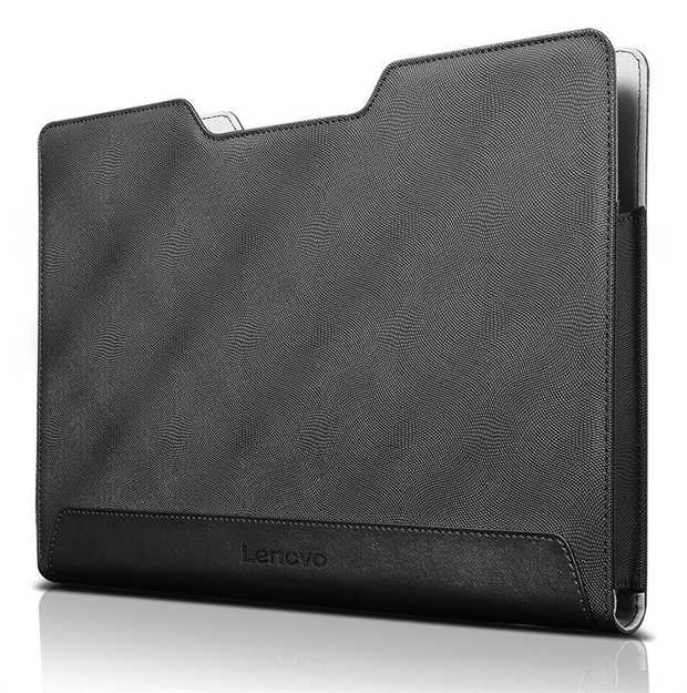 Compatible with Yoga 520 Faux leather material Dedicated port openings Safeguard your device against...