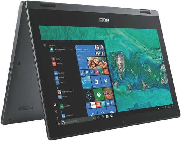 This Acer laptop's 1.1 GHz Intel Celeron dual-core processor lets you run multiple tasks in rapid fire...