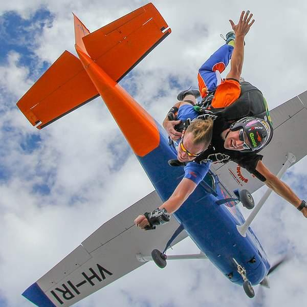 Always wanted to fly? Your wish is our command with a little help from SA Skydiving! Enjoy panoramic...