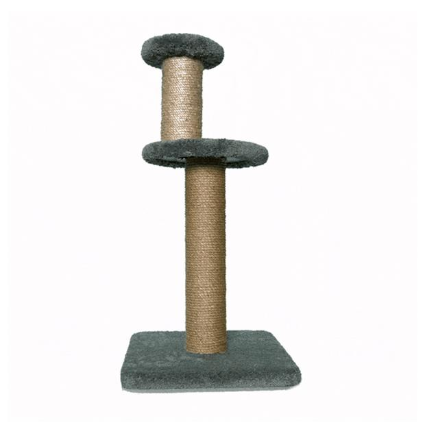 Paws For Life Cat Scratching Post Mili Grey Each Pet: Cat Category: Cat Supplies  Size: 7.2kg  Rich...