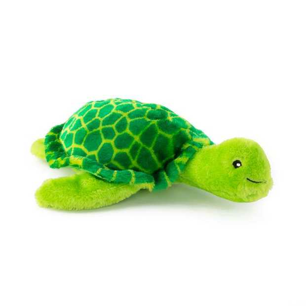 Zippy Paws Storybook Mermaid Grunterz Squeaker Dog Toy - Sid the Sea Turtle