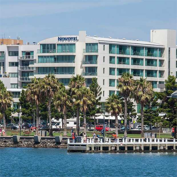 Find yourself in the centre of it all with a stay at Novotel Geelong – a recently renovated retreat...