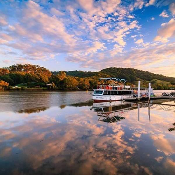 Take a scenic break with an intimate two-hour river cruise through the rainforest for you and up to...