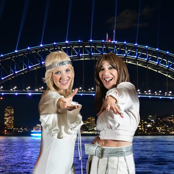 You can turn back time to your golden age with Sydney Pearl Cruises. Whether you're an ABBA fanatic...