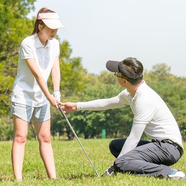 Whether you're a total beginner or simply looking to improve your swing, a professional golf lesson at...