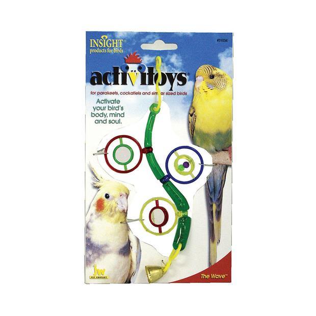 Jw Insight The Wave Each Pet: Bird Category: Bird Supplies  Size: 0kg  Rich Description: Suitable for...