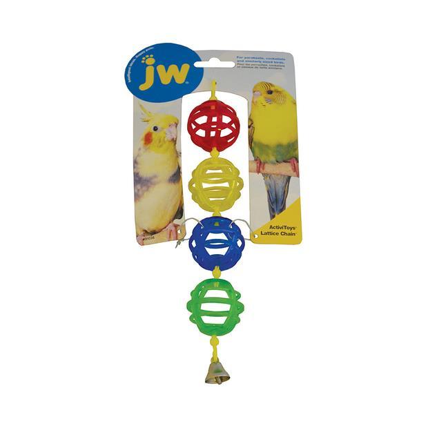 Jw Insight Lattice Chain Each Pet: Bird Category: Bird Supplies  Size: 0kg  Rich Description: Suitable...