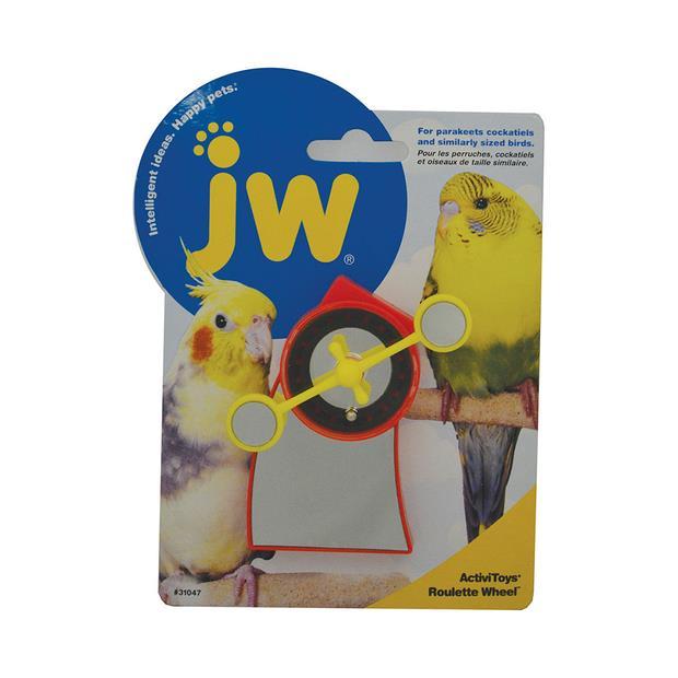 Jw Insight Roulette Wheel Each Pet: Bird Category: Bird Supplies  Size: 0kg  Rich Description: Suitable...