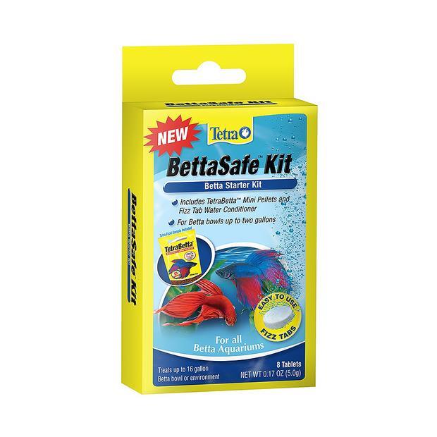 Tetra Bettasafe Starter Kit 8 Tabs Pet: Fish Category: Fish Supplies  Size: 0kg  Rich Description:...